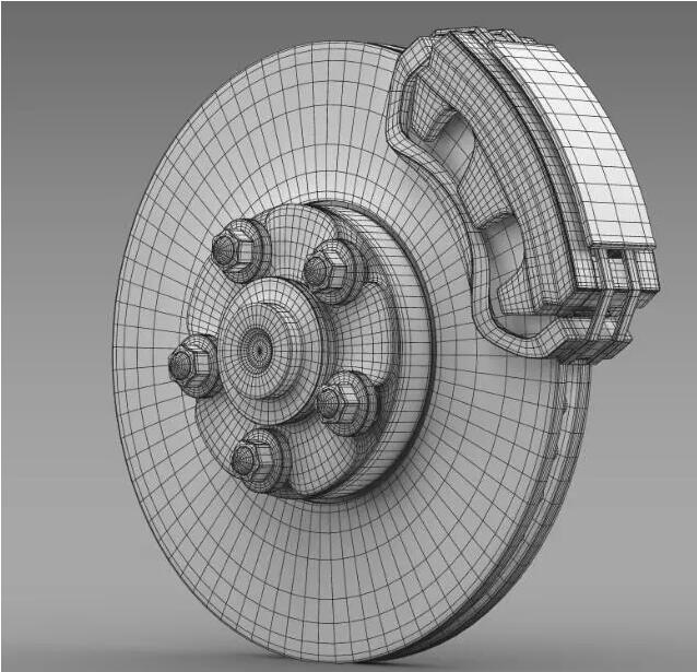 一文看懂3D打印在刹车制动领域的应用