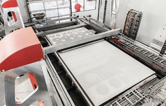 案例:粘结剂喷射3D打印技术在复杂建筑模板制造中的应用